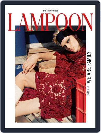 Lampoon Magazine International (Digital) September 1st, 2018 Issue Cover