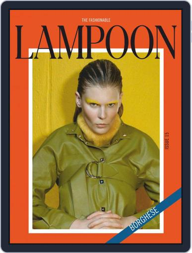 Lampoon Magazine International (Digital) January 1st, 2019 Issue Cover
