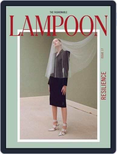 Lampoon Magazine International (Digital) March 1st, 2019 Issue Cover