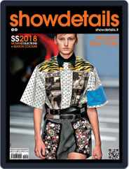 SHOWDETAILS MILANO+NEW YORK (Digital) Subscription January 1st, 2018 Issue