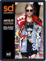 SHOWDETAILS MILANO+NEW YORK (Digital) Subscription March 31st, 2018 Issue
