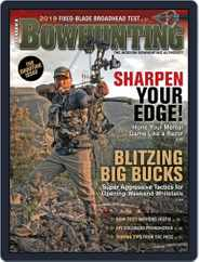 Petersen's Bowhunting (Digital) Subscription August 1st, 2019 Issue