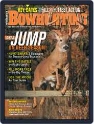 Petersen's Bowhunting (Digital) Subscription October 1st, 2019 Issue