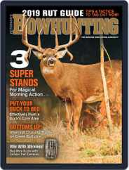 Petersen's Bowhunting (Digital) Subscription November 1st, 2019 Issue
