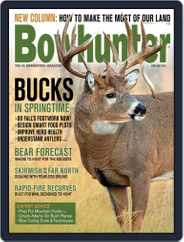 Bowhunter (Digital) Subscription April 1st, 2020 Issue