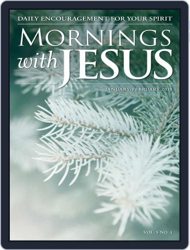 Mornings with Jesus (Digital) January 1st, 2019 Issue Cover