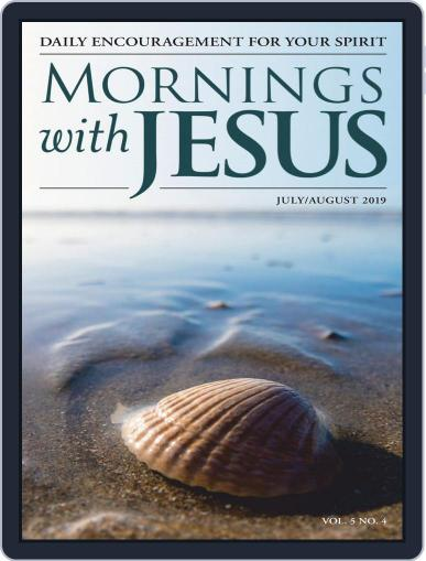 Mornings with Jesus (Digital) July 1st, 2019 Issue Cover