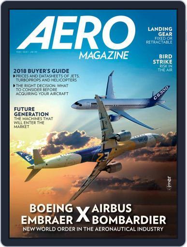 Aero Magazine International (Digital) February 1st, 2018 Issue Cover