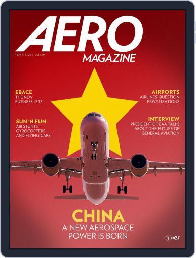 Aero Magazine International (Digital) June 1st, 2018 Issue Cover