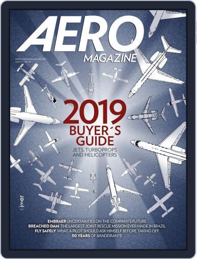 Aero Magazine International February 1st, 2019 Digital Back Issue Cover