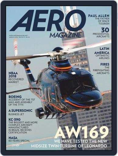 Aero Magazine International (Digital) April 1st, 2019 Issue Cover
