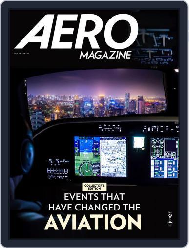 Aero Magazine International (Digital) July 1st, 2019 Issue Cover