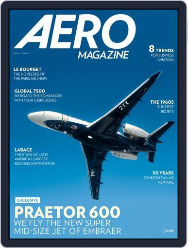 Aero Magazine International (Digital) September 1st, 2019 Issue Cover