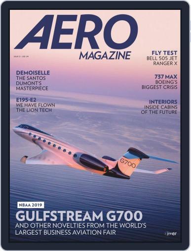 Aero Magazine International (Digital) December 1st, 2019 Issue Cover