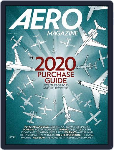 Aero Magazine International (Digital) February 1st, 2020 Issue Cover