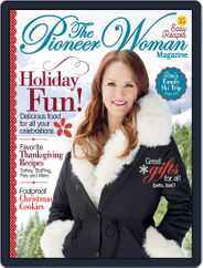 Pioneer Woman (Digital) Subscription October 19th, 2018 Issue
