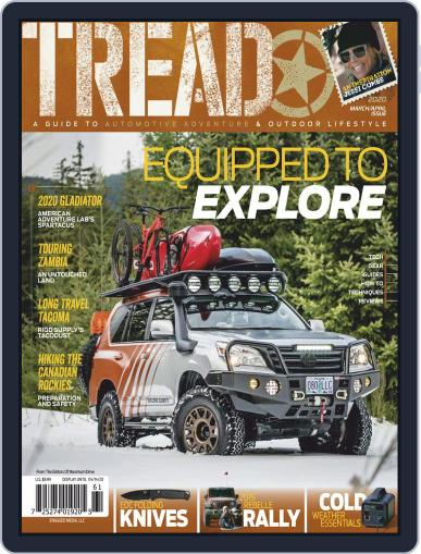 TREAD (Digital) March 1st, 2020 Issue Cover