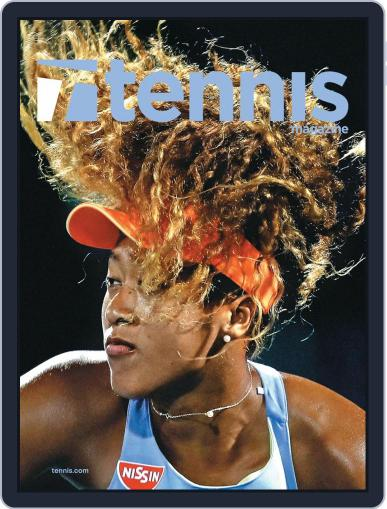 Tennis (digital) March 1st, 2019 Issue Cover