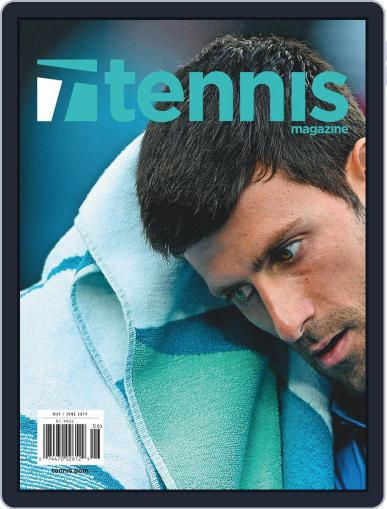 Tennis (digital) May 1st, 2019 Issue Cover