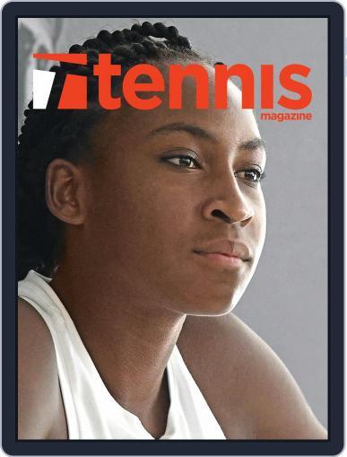 Tennis (digital) November 1st, 2019 Issue Cover