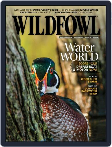Wildfowl June 1st, 2019 Digital Back Issue Cover