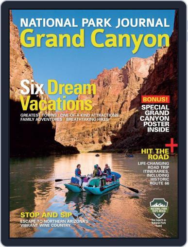National Park Journal (Digital) February 1st, 2017 Issue Cover