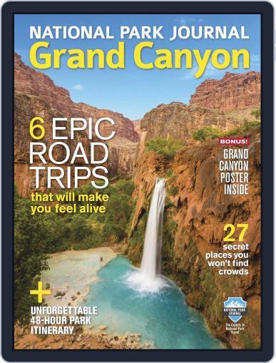 National Park Journal January 1st, 2018 Digital Back Issue Cover