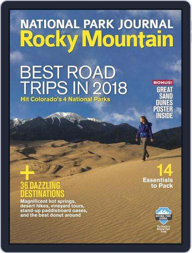 National Park Journal (Digital) July 1st, 2018 Issue Cover