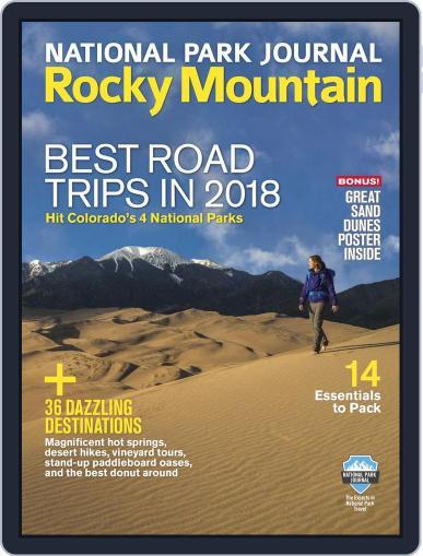 National Park Journal July 1st, 2018 Digital Back Issue Cover