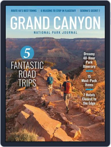 National Park Journal (Digital) October 1st, 2019 Issue Cover