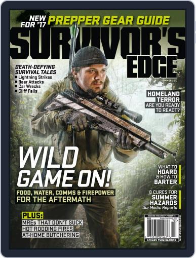 Survivor's Edge (Digital) July 1st, 2017 Issue Cover