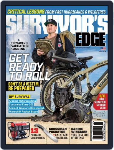 Survivor's Edge (Digital) July 10th, 2018 Issue Cover