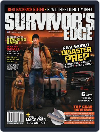 Survivor's Edge (Digital) March 1st, 2019 Issue Cover
