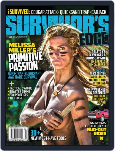 Survivor's Edge (Digital) July 1st, 2019 Issue Cover