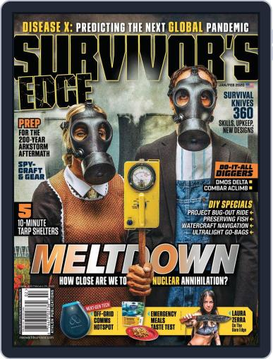 Survivor's Edge (Digital) January 1st, 2020 Issue Cover