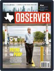 The Texas Observer (Digital) Subscription February 1st, 2018 Issue