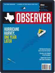 The Texas Observer (Digital) Subscription August 1st, 2018 Issue
