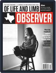 The Texas Observer (Digital) Subscription March 1st, 2019 Issue