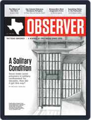 The Texas Observer (Digital) Subscription January 1st, 2020 Issue
