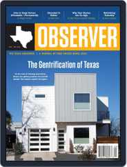 The Texas Observer (Digital) Subscription March 1st, 2020 Issue
