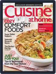 Cuisine at home (Digital) Subscription September 1st, 2017 Issue