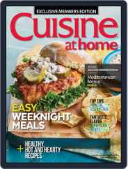 Cuisine at home (Digital) Subscription March 1st, 2018 Issue