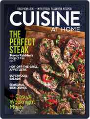 Cuisine at home (Digital) Subscription May 1st, 2018 Issue
