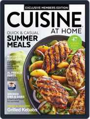 Cuisine at home (Digital) Subscription July 1st, 2018 Issue