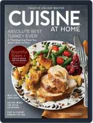 Cuisine at home (Digital) Subscription November 1st, 2018 Issue