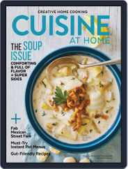 Cuisine at home (Digital) Subscription January 1st, 2019 Issue
