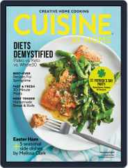 Cuisine at home (Digital) Subscription March 1st, 2019 Issue