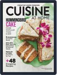 Cuisine at home (Digital) Subscription May 1st, 2019 Issue