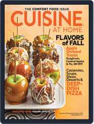 Cuisine at home (Digital) Subscription September 1st, 2019 Issue