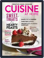 Cuisine at home (Digital) Subscription January 1st, 2020 Issue